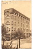 LA PANNE   Hotel Central - De Panne