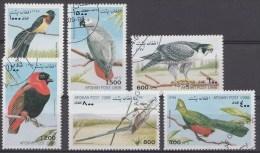 Afghan Post 1998  Oblitérés / Used / Gestempeld - Vogels