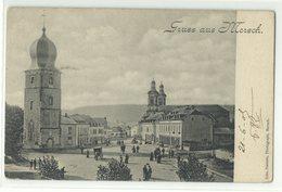 Mersch Marktplatz? 1905 - Troisvièrges
