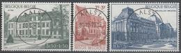 1605/1607 Propagande Pour Belgica 72 Oblit/gestp Centrale - Belgique