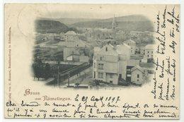 Rümelingen Teilansicht 1907 - Troisvièrges