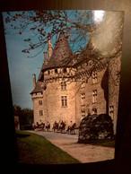 19 Arnac Haras De Pompadour Chateau Et Apprentis Montant Des Poulains Du Haras - Paarden