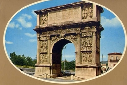 Benevento - Arco Di Traiano - Formato Grande Viaggiata – E 13 - Benevento