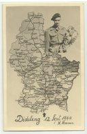 Dideleng 12. Sept. 1944 Befreiung Großherzog - Dudelange