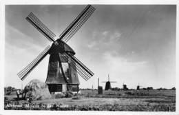 Windmolen Molen Windmill Moulin à Vent  Alkmaar, Molens De Zes Wielen       L 628 - Windmolens