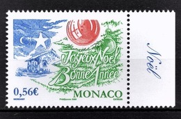 MONACO 2009  - Y.T. 2701 - NEUF** - Monaco