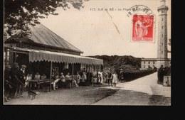 RE/004.....ILE DE RE .....PHARE DE LA BALEINE - Ile De Ré
