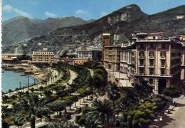 Salerno - Lungomare E Hotel Jolly - Formato Grande Viaggiata – E 13 - Salerno