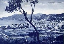 Salerno - Panorama - 21287 - Formato Grande Viaggiata – E 13 - Salerno