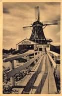 Windmolen Molen Windmill Moulin à Vent  Leiden Houtmolen Noordman      L 630 - Windmolens