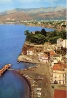 Sorrento - Marina Grande - Formato Grande Viaggiata – E 13 - Salerno