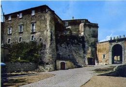 Montemiletto - Avellino - Castello Della Leonessa Del 1560 - Formato Grande Non Viaggiata – E 13 - Avellino