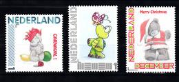 Nederland Persoonlijke Zegel: Komiek, Comics, Carnaval + Schildpad Turtle Met Vlinder, Merry Christmas - Periode 2013-... (Willem-Alexander)