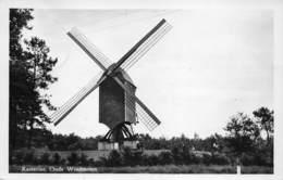 Windmolen Molen Windmill Moulin à Vent  Wind Kasterlee  Oude Windmolen Echte Fotokaart       L 633 - Windmolens