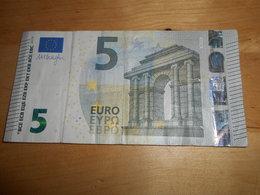 5 Euro N016 Österreich Austria Autriche Extremly Rare - EURO