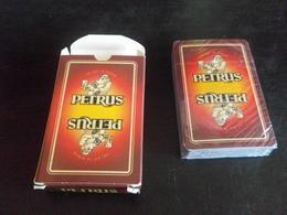 Jeu De 54 Cartes à Jouer - BIERE PETRUS - 54 Cartes