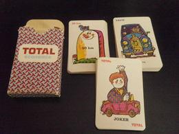 Jeu TOTAL - ECONOMIE - Speelkaarten