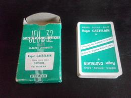 Jeu De 32 Cartes à Jouer - RONCQ - CASTELAIN - BIERES - 32 Kaarten