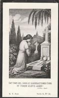 Ludovicus Marcellus Van Hemelryck-impde-wolvertem 1920-leuven 1935 - Images Religieuses