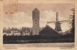 Windmolen Molen Windmill Moulin à Vent  Oosterbeek Arnhem Watertoren En Molen     L 651 - Windmolens