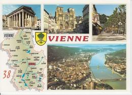 38 ISERE / Vienne - Mapas