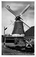 Windmolen Molen Windmill Moulin à Vent  Puurveensche Molen  Kootwijkerbroek  Barneveld   Echte Fotokaart      L 657 - Windmolens