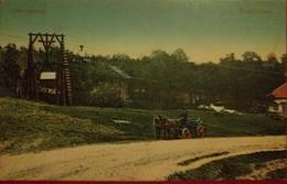 CAMPULUNG MUSCEL,FUNICULARUL,1925 - Moldavië