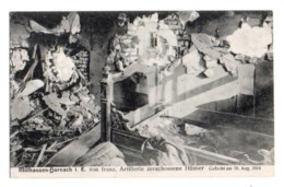 (Guerre De 1914) 168, Haut-Rhin, Mulhausen-Dornach I. E., Richard Adam 9, Gefecht Am 19 Aug 1914 - Mulhouse