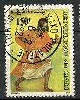 Mali 1991 Y&T N°571 - Michel N°1142 (o) - 150f Danse Régionale Kono - Malí (1959-...)