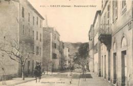 CALVI BOULEVARD GERY - Calvi