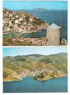 Greece - 2 Cards - Hydra - Griechenland