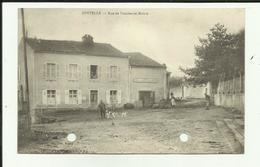 70 - Haute Saone - Jonvelle - Rue De L'ancienne Mairie - Commerce , Vins En Gros - Chasseur Et Son Chien - - Frankreich