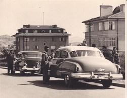 TURQUIE ANKARA  1955 Photo Amateur Format Environ 7,5 Cm X 5,5 Cm - Automobiles