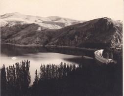 TURQUIE ANKARA  Le Barrage 1955 Photo Amateur Format Environ 7,5 Cm X 5,5 Cm - Lieux