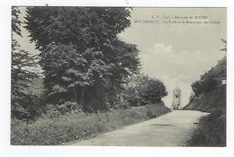 CPA 76 - Environs De Rouen - Moulineaux - La Forêt Et Le Monument Aux Soldats - Rouen