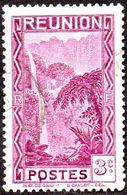 Réunion Obl. N° 163 - Vue -> Bras Des Demoiselles Le 3 Ct Violet - Réunion (1852-1975)