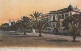 1921 Levy Card  Hammam El Lif 25c SG37 To Switzerland Swiss 10 Due D273+ M/s 10 - Tunisia
