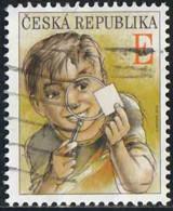 Tchéquie 2010 Yv. N°573 - Développement De La Philatélie - Oblitéré - Oblitérés