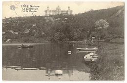 13  - Godinne - Le Sanatorium Et La Meuse - Yvoir