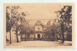 CP (47) Sainte-Livrade - Mairie - Frankreich