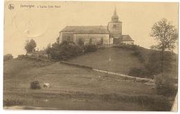 2  -Jamoigne - L' Eglise Côté Nord - Chiny