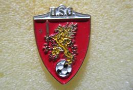 USG Grosseto Distintivi FootBall Soccer Pin Spilla Pins Italy Ufficiale - Calcio