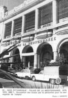 06 - NICE ( EVENEMENT : 500 Ex. ) CASINO Le PALAIS De La MEDITERRANEE Grève Occupation Par Le Personnel - CPSM GF - Nice