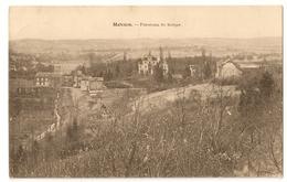 25 -Malonne - Panorama Du Malpas - Namur