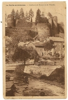 La Roche En Ardenne - Confluent Du Bronze Et De L'Ourthe - La-Roche-en-Ardenne