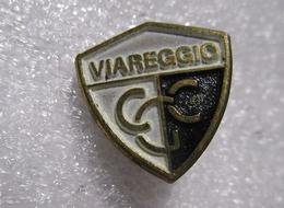 C.G.C. Centro Giovani Calciatori Viareggio Distintivi FootBall Soccer Pin Spilla Pins Italy Hockey - Calcio
