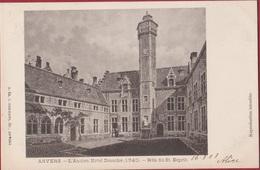 ANVERS Huis Draecke L' Ancien Hotel Heilige Geeststraat Pagaddertoren G. Hermans Nr. 62  Antwerpen (In Zeer Goede Staat) - Antwerpen