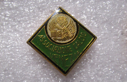 AC Venezia Distintivi FootBall Soccer Pin Spilla Pins Italy Leone San Marco - Calcio