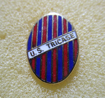 US Tricase Lecce Distintivi FootBall Soccer Pin Spilla Pins Italy - Calcio