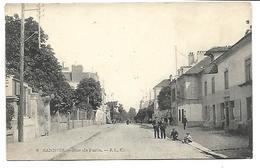 SANNOIS - Rue De Paris - Sannois